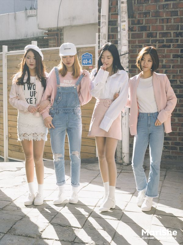 Kpop Outfit For Female 2017