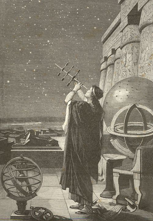 """""""The mathematician and philosopher Hypatia of Alexandria was the daughter of the mathematician Theon Alexandricus (ca. 335–405) [the] last librarian of the Library of Alexandria...Around AD 400, she became head of the Platonist school at Alexandria...she taught philosophy and astronomy...the pupils included pagans, Christians, and foreigners...She was murdered by a Christian mob after being accused of witchcraft and godlessness and of causing religious turmoil."""" Also she's my hero."""