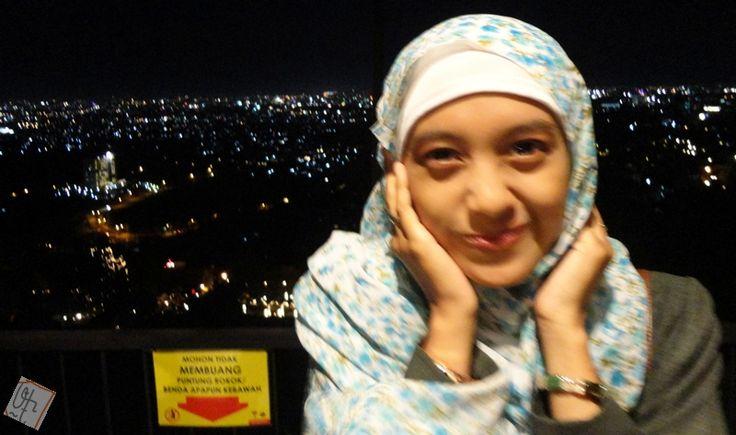 Q-29: Bandung city light, Takigawa Meet Bar In The Sky
