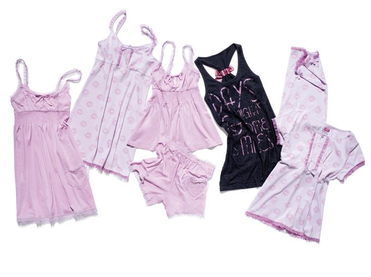 noidìnotte  Collezione Spring/Summer 2012  #pigiama #easywear