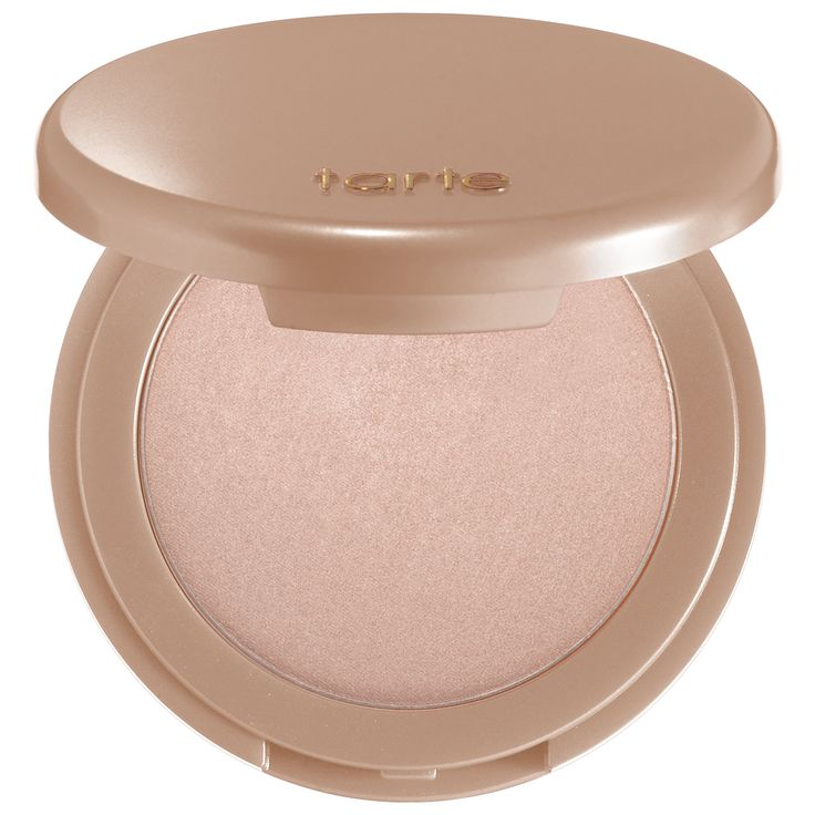 Shop tarte's Amazonian Clay Highlighter at Sephora. It creates a universal glow that brightens up the contours of the face.