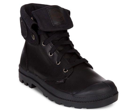 Palladium 93314, Desert Boots femme - Noir - Schwarz (Black/Black), 36 EU