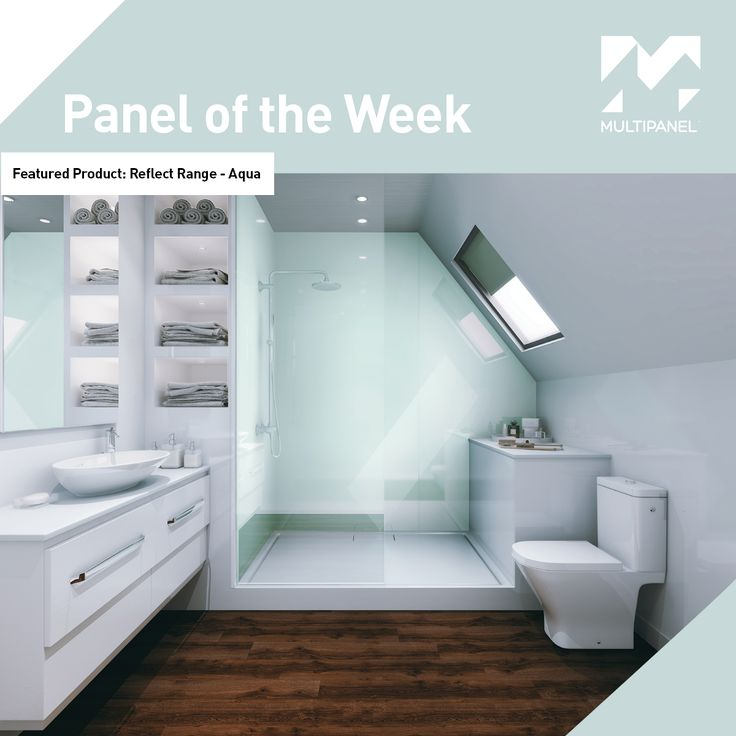 Panel of the Week!  This week our featured #paneloftheweek is our exquisite, Reflect Range – Aqua Panel.  Looking for a deluxe alternative to back coloured glass? Our Reflect range panels provide the perfect solution.  With dual layered acrylic, our panels create a striking illusion of glass. Available in a variety of colours, you can find the right twist to suit your interior.