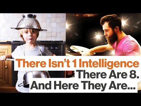8 Intelligences: Are You a Jack of All Trades or a Master of One?