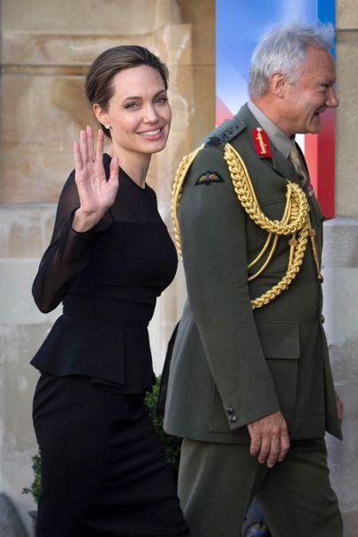 Angelina Jolie Make UN Plea For More Women In Peacekeeping operations | British Vogue