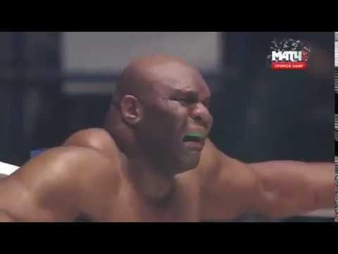 Bob Sapp vs Akebono MMA - YouTube