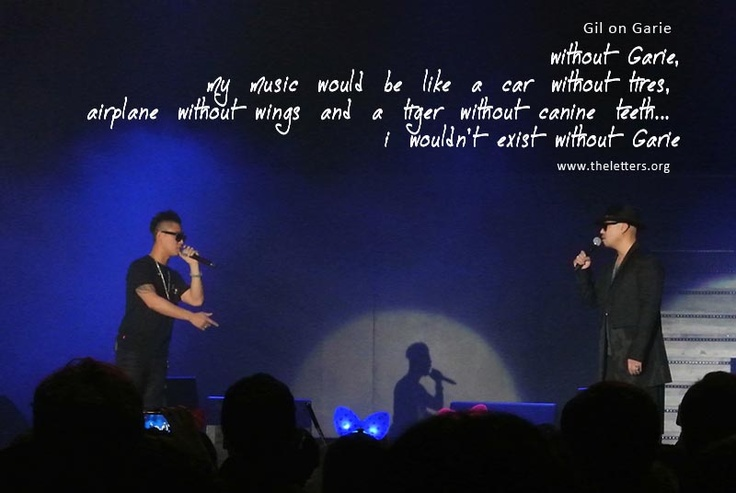 LeeSsang Quote | Gil and Gary