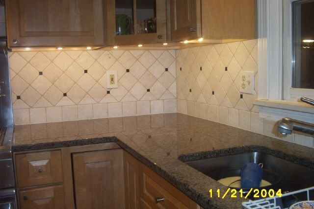 Can Use Fire Glass For Kitchen Backsplash