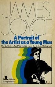 James Joyce- A Portrait of the Artist as a Young Man