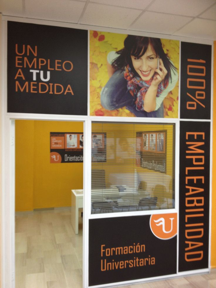 Despacho del Centro de Administración Educativa en Valencia