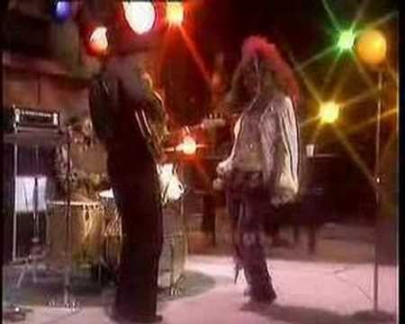 "August 03, 1970 Janis Joplin in The Dick Cavett Show ""Half Moon"""