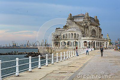 Casino Of Constanta, Romania - Download From Over 24 Million High Quality Stock Photos, Images, Vectors. Sign up for FREE today. Image: 41275514