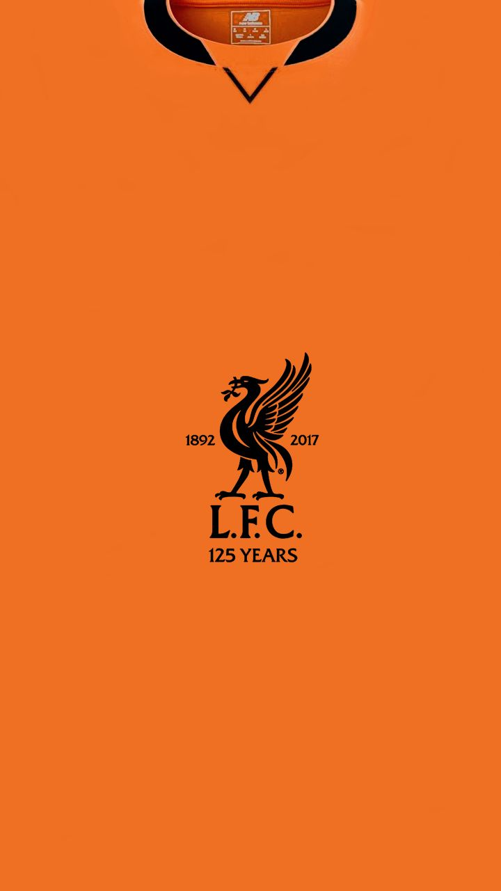 Liverpool 3rd Kit 2017/18, 125th Anniversary