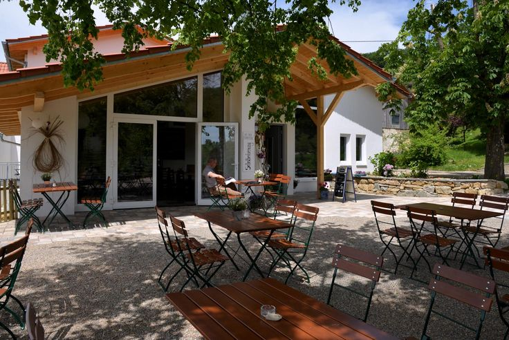 Am Paradies | Cafe | Pension | Erholung