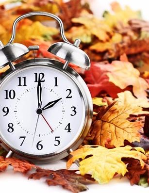 The end of Daylight Savings Time is approaching. Besides resetting all your watches and clocks, this is also a good time to do a little maintenance on your emergency supplies. Even if your state doesn't participate in Daylight Savings Time, you will hear about it. So, make it a point to do a supply and gear check this season.
