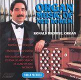 Organ Music of Ned Rorem [CD]