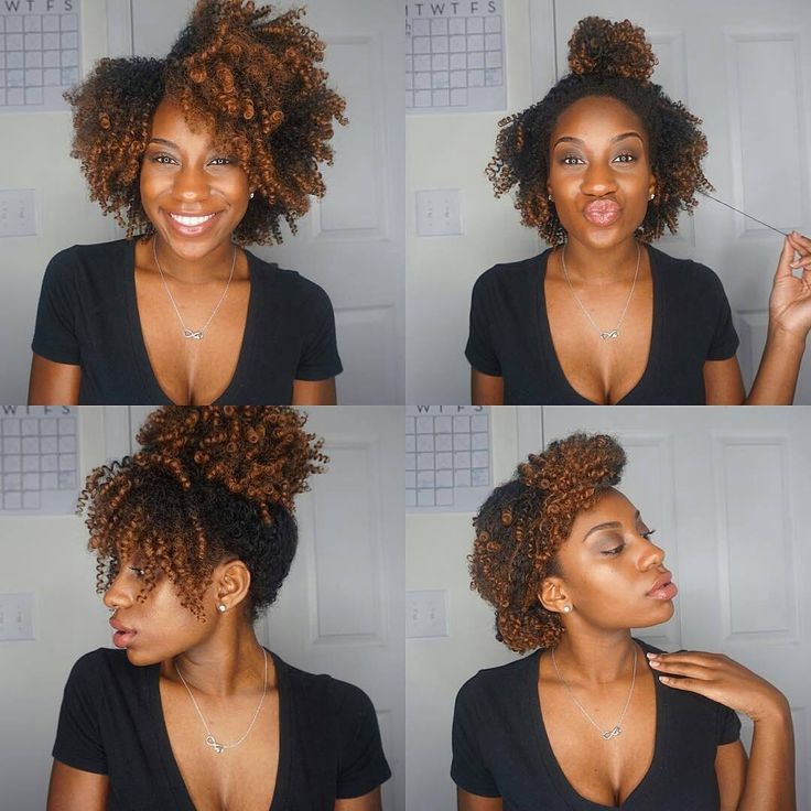 Best 10+ Colored natural hair ideas on Pinterest | Natural tapered ...