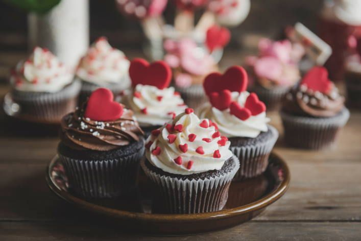 Kids Valentine S Day Party Ideas You Ll Love Chocolate Cupcakes