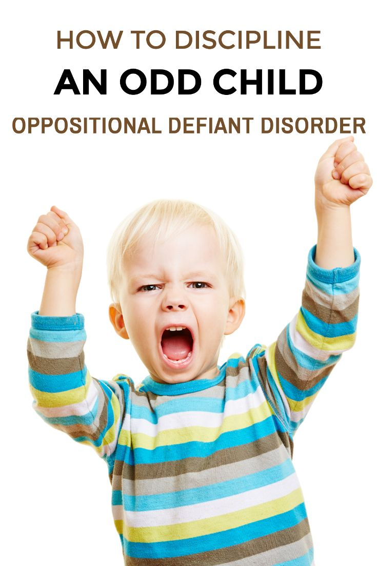 Oppositional Defiant Disorder Treatment Discipline Tips For Parents