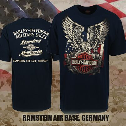 harley davidson military sales ramstein air base red. Black Bedroom Furniture Sets. Home Design Ideas