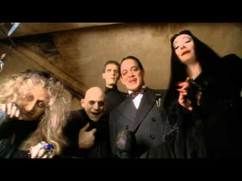 Addams Family Values 1993: the play at  camp just about kills me every time. And the mustachioed baby.