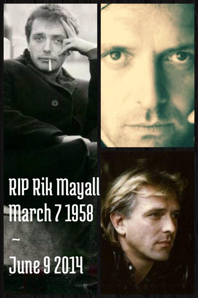 RIP Rik Mayall  ¸.•♥•.¸¸¸.•♥•.¸¸¸.•♥•.¸¸¸