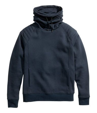 This is a men's sweatshirt, but it is so perfect for my occasional weekend casual style!