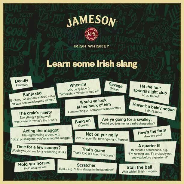Irish slang    Notre Dame:  Programa en una de las escuelas privadas de mayor prestigio de Dublín, Irlanda.  También se pueden hacer clases profesionales de fútbol, tenis, equitación, golf o rugby a tu programa.    #WeLoveBS #inglés #idiomas #Irlanda #Ireland #Dublin #DunDrum