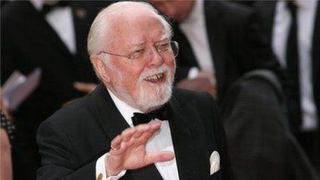Film's Richard Attenborough dies at age 90 || August 2014