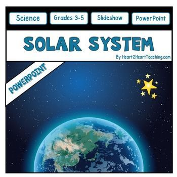 6th grade solar system powerpoints - photo #12