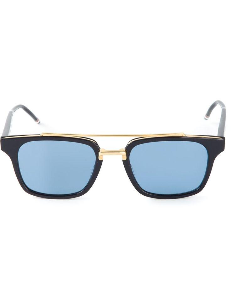 Thom Browne Gafas De Sol Con Montura Cuadrada - - Farfetch.com