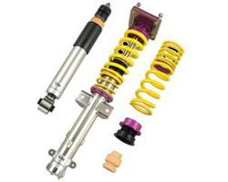 KW 2-Way Clubsport Coilovers with Top Mounts Mercedes-Benz C-Class C63 AMG Sedan W204 204AMG 08-14