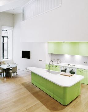Kitchen and Residential Design: Marc Newson's bathroom