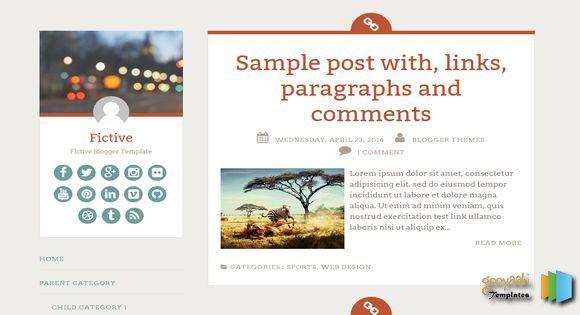 Fictive Simple Blogger Template blogger templates free blogger templates. Blogger free templates, 2014 blogger templates seo blogger themes free 2014