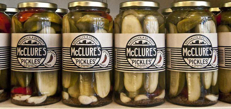 McClure's Pickles - absolute KILLER pickles
