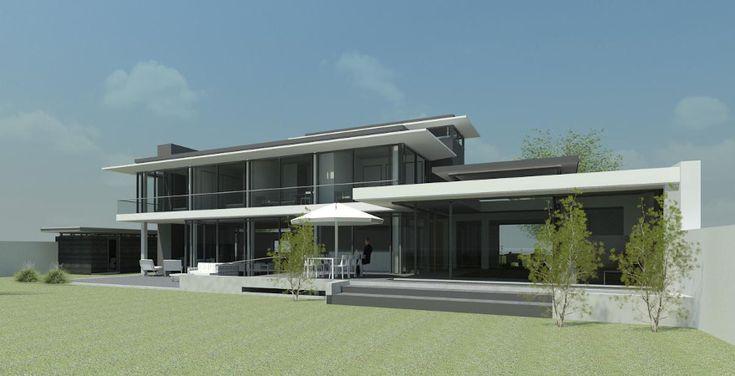 Luxe moderne villa met binnenzwembad - ArchitectenGilde uw architect voor bijzondere ontwerpen van woningen, luxe villa's en bedrijfsgebouwenArchitectenGilde uw architect voor bijzondere ontwerpen van woningen, luxe villa's en bedrijfsgebouwen