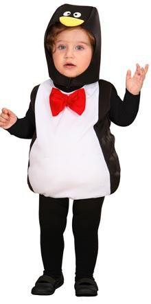 Disfraz de Pingüino Emperador bebé