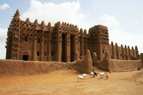 Tombuctú, Malí