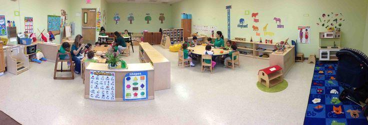 Prep level 2 at the Montessori Ivy, Pembroke Pines, FL