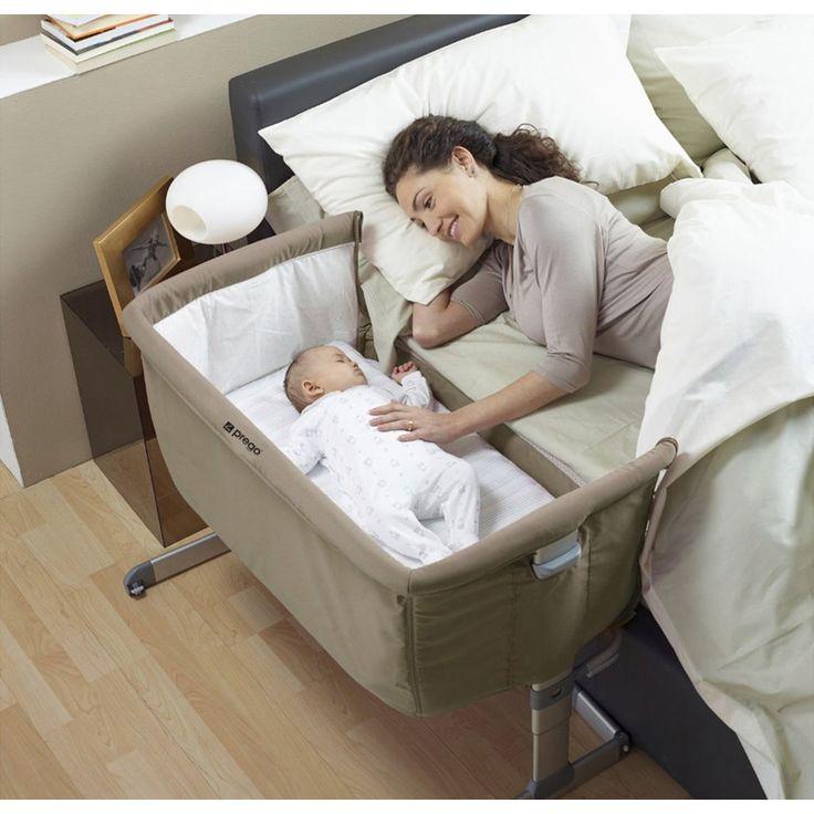 Prego 4026 Lotus Anne Yanı Beşik - Ayhan Çocuk   Anne ve Bebek Ürünleri Mağazası - Kampanyalar