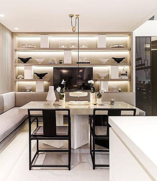 KELLY HOPPEN A Major Name In The World Of Interior Design Kelly Hoppens Talent Keeps Mesmerizing Us