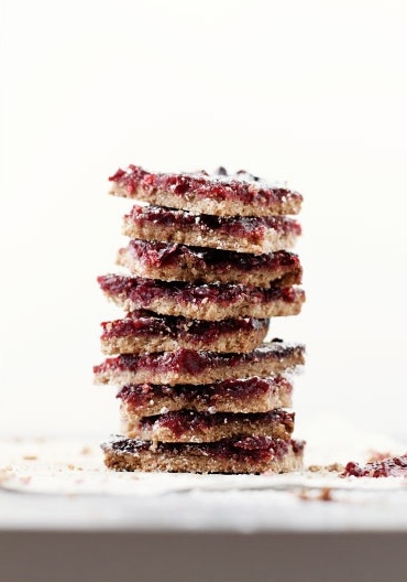 Cranberry bars, Cranberries and Bar on Pinterest