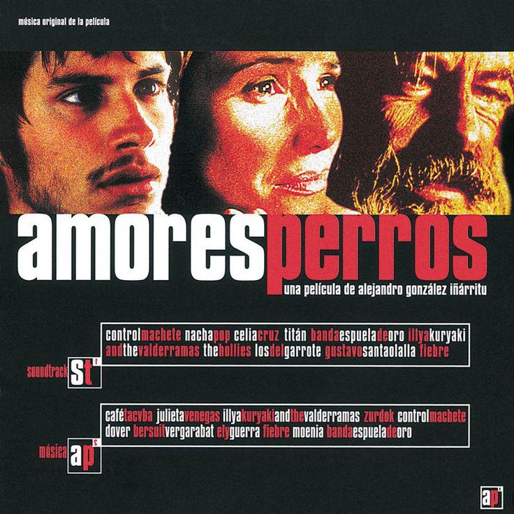 Lucha De Gigantes by Nacha Pop - Amores Perros (Soundtrack)