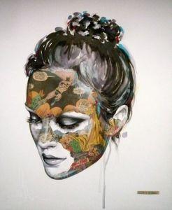 Image of Sandra Chevrier: La cage et le son de la fin du monde 14''x 17''