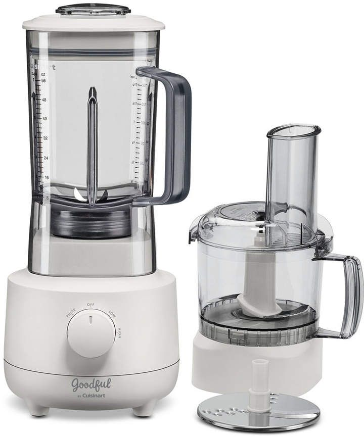 Cuisinart Goodful By Combo Blender And Food Processor Food Processor Recipes Cuisinart Small Appliances