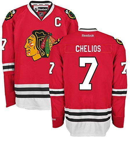 Chris Chelios Blackhawks Youth Jersey