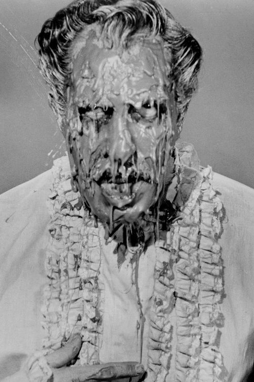 Vincent Price House of Wax. He is my husband's favorite villan and for sure on my top 5 list!