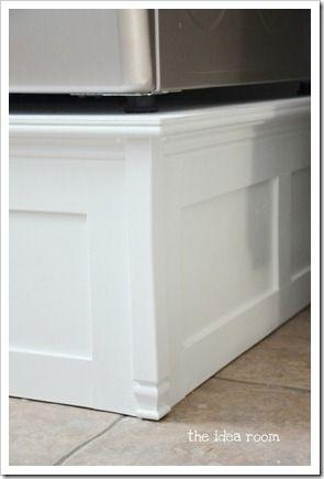 die besten 25 w schesockel ideen auf pinterest waschk chensockel waschmaschine und trockner. Black Bedroom Furniture Sets. Home Design Ideas