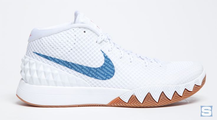 Here's a Detailed Look at the 'Uncle Drew' Nike Kyrie 1