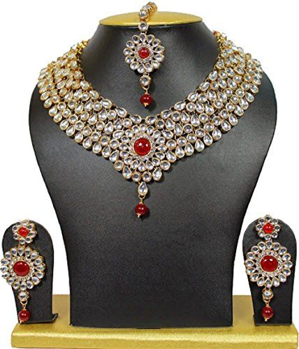 Most Beautiful Traditional Red Gemstone Gold Plated Party... https://www.amazon.com/dp/B01LZ9B37E/ref=cm_sw_r_pi_dp_x_.sXKybW1B3XE1